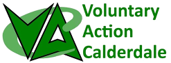 Voluntary Action Calderdale logo